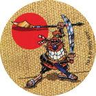 Pog n°14 - Shogun - Pog Pourri - Series 3 - World Pog Federation (WPF)