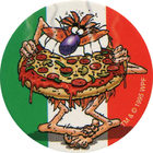 Pog n°16 - That's Italian ! - Pog Pourri - Series 3 - World Pog Federation (WPF)