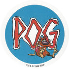 Pog n°2 - Pogman XXIV - Série 2 - En mode truc de ouf - World Pog Federation (WPF)