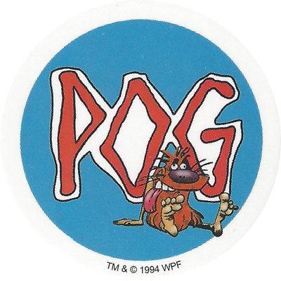 Pog n° - Série 2 - En mode truc de ouf - World Pog Federation (WPF)