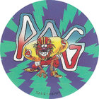 Pog n°16 - Pogman XXVI - Série 2 - En mode truc de ouf - World Pog Federation (WPF)