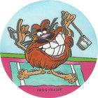 Pog n°28 - Lave-toi les dents ! - Série 2 - En mode truc de ouf - World Pog Federation (WPF)