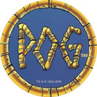 Pog n°33 - POG Bambou III - Série 2 - En mode truc de ouf - World Pog Federation (WPF)