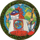 Pog n°23 - World Tour ! - Pog Pourri - Series 3 - World Pog Federation (WPF)
