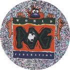 Pog n°1 - Pogman XXIX - Série 3 - Street Style - World Pog Federation (WPF)