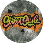 Pog n°2 - Graffiti - Série 3 - Street Style - World Pog Federation (WPF)