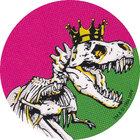 Pog n°3 - Le roi des lézards - Série 3 - Street Style - World Pog Federation (WPF)