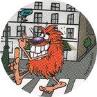 Pog n°5 - Pog piéton - Série 3 - Street Style - World Pog Federation (WPF)