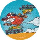 Pog n°12 - Roller 200 à l'heure - Série 3 - Street Style - World Pog Federation (WPF)