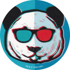 Pog n°14 - Panda 3D - Série 3 - Street Style - World Pog Federation (WPF)