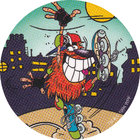 Pog n°20 - Super stop - Série 3 - Street Style - World Pog Federation (WPF)