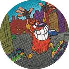 Pog n°21 - Run Pogman run - Série 3 - Street Style - World Pog Federation (WPF)