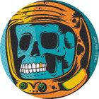 Pog n°27 - Cosmo skull - Série 3 - Street Style - World Pog Federation (WPF)