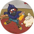 Pog n°28 - Graffeur Pogman I - Série 3 - Street Style - World Pog Federation (WPF)