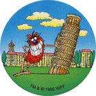 Pog n°35 - Lean On Me - Pog Pourri - Series 3 - World Pog Federation (WPF)