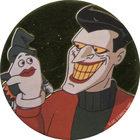 Pog n°24 - Le Joker ventriloque - Batman - World Pog Federation (WPF)
