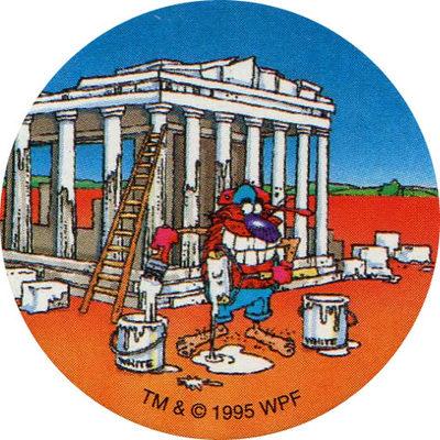 Pog n° - Pog Pourri - Series 3 - World Pog Federation (WPF)