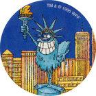 Pog n°40 - Liberty - Pog Pourri - Series 3 - World Pog Federation (WPF)