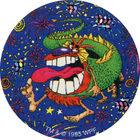 Pog n°46 - Year of the Dragon - Pog Pourri - Series 3 - World Pog Federation (WPF)