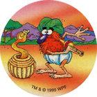 Pog n°54 - Bombay Charmer - Pog Pourri - Series 3 - World Pog Federation (WPF)