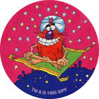 Pog n°57 - Fly like a rug - Pog Pourri - Series 3 - World Pog Federation (WPF)