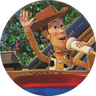 Pog n°2 - Woody au micro - Toy Story - McDonald's - World Pog Federation (WPF)