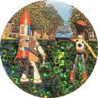 Pog n°7 - Seuls dans la rue - Toy Story - McDonald's - World Pog Federation (WPF)