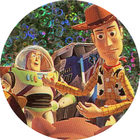 Pog n°21 - Méfiance - Toy Story - McDonald's - World Pog Federation (WPF)