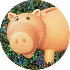 Pog n°31 - Bayonne tête de lard 2 - Toy Story - McDonald's - World Pog Federation (WPF)
