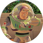 Pog n°33 - Buzz l'invincible - Toy Story - McDonald's - World Pog Federation (WPF)