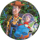 Pog n°36 - Les jumelles - Toy Story - McDonald's - World Pog Federation (WPF)