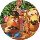 Pog n°39 - Deux amis et une bergère - Toy Story - McDonald's - World Pog Federation (WPF)