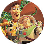 Pog n°42 - La réconciliation - Toy Story - McDonald's - World Pog Federation (WPF)