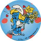 Pog n°2 - Schtroumpfette 1 - Les Schtroumpfs - World Pog Federation (WPF)