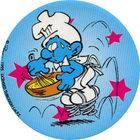 Pog n°5 - Schtroumpf Cuisinier 1 - Les Schtroumpfs - World Pog Federation (WPF)