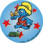 Pog n°12 - Nat - Les Schtroumpfs - World Pog Federation (WPF)