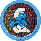 Pog n°24 - Schtroumpf Amoureux 2 - Les Schtroumpfs - World Pog Federation (WPF)