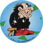 Pog n°38 - Gargamel 1 - Les Schtroumpfs - World Pog Federation (WPF)