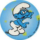Pog n°42 - Schtroumpf Moralisateur - Les Schtroumpfs - World Pog Federation (WPF)