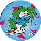 Pog n°43 - Schtroumpf Pluie - Les Schtroumpfs - World Pog Federation (WPF)