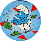 Pog n°46 - Schtroumpf Automne - Les Schtroumpfs - World Pog Federation (WPF)