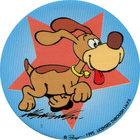 Pog n°50 - Puppy - Les Schtroumpfs - World Pog Federation (WPF)