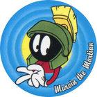 Pog n°7 - Marvin le Martien - Looney Tunes - KFC - Divers