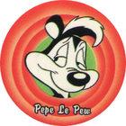 Pog n°15 - Pépé le putois - Looney Tunes - KFC - Divers