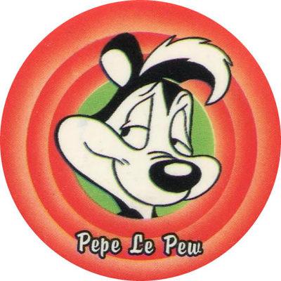 Pog n° - Looney Tunes - KFC - Divers