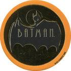 Pog n°47 - Batman Logo - Batman - World Pog Federation (WPF)