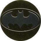 Pog n°50 - Bat Emblem - Batman - World Pog Federation (WPF)
