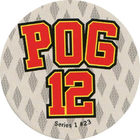 Pog n°23 - 12 Jersey - Series #1 - Global Pog Association (GPA)