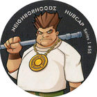 Pog n°55 - HUBCAP - Series #1 - Global Pog Association (GPA)