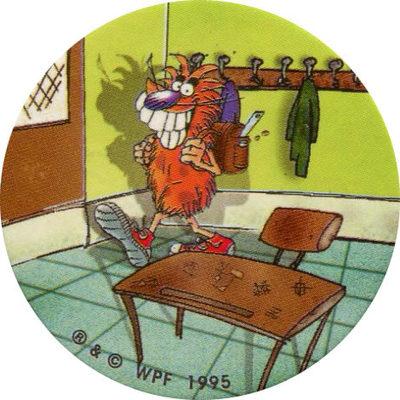 Pog n° - Schwan Stabilo - World Pog Federation (WPF)